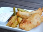 Brobergs fish and chips